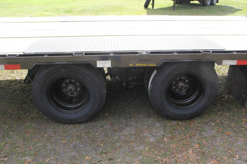 8.5x40 Big Tex Trailers | Equipment Trailer[Gooseneck]