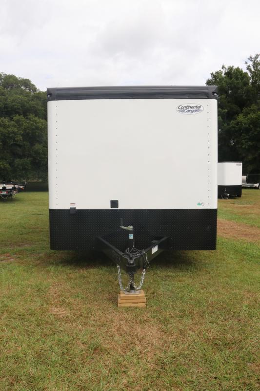 8.5x30 Continental Cargo   Enclosed Trailer