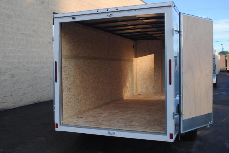 7x16 Haulmark | Enclosed Trailer