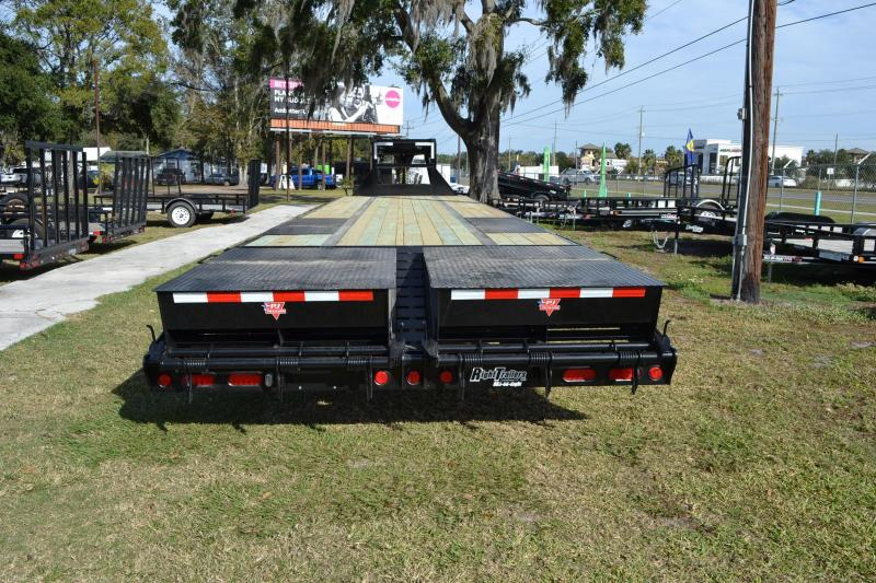 8.5x35 PJ Trailers | Equipment Trailer [Gooseneck]