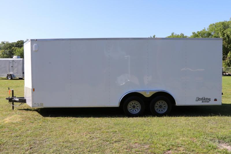 8x20 Continental Cargo | Enclosed Trailer
