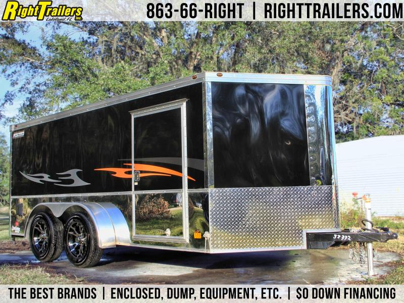 7x14 Haulmark Low Hauler | Motorcycle Trailer in Ashburn, VA
