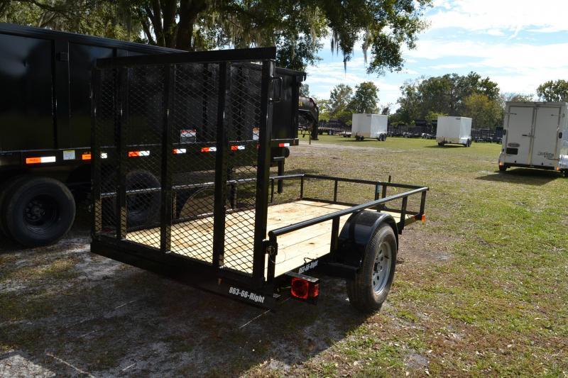 5x10 Big Tex Trailers | Utility Trailer