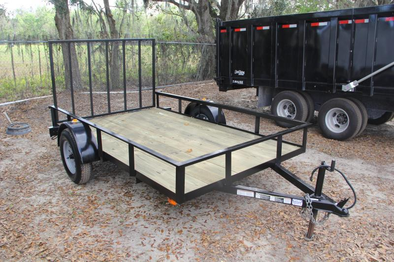 USED: 6x10 Red Hot | Utility Trailer