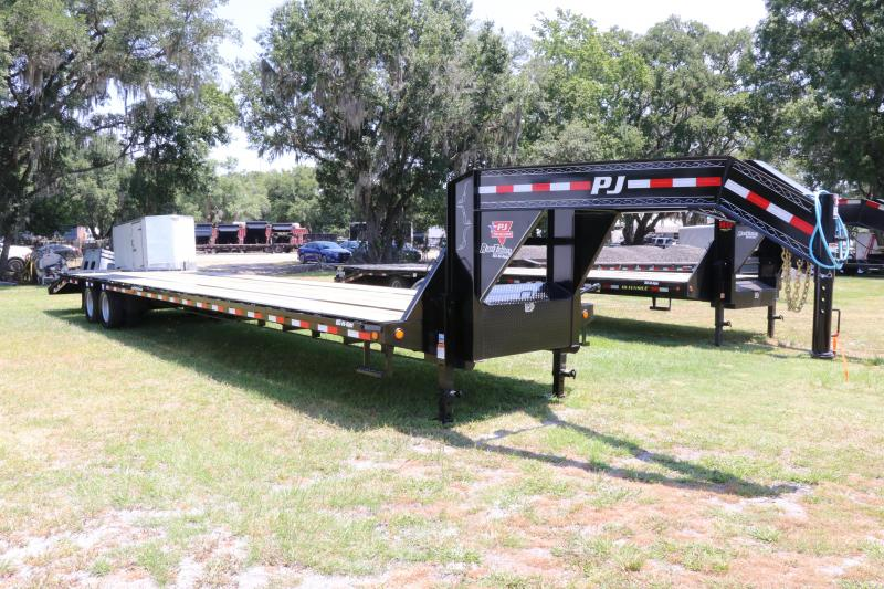 8.5x40 PJ Trailers | Equipment Trailer