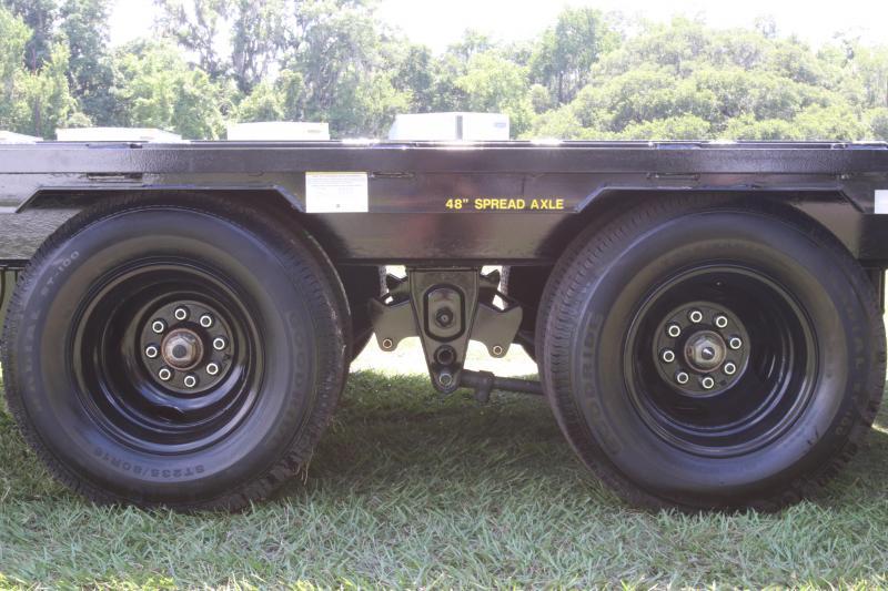 8x25 Big Tex | Equipment Trailer