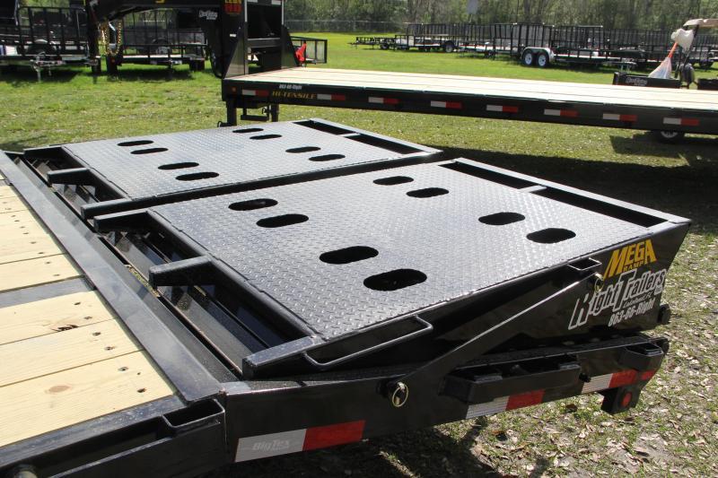 8.5x40 Big Tex Trailers | Equipment Trailer[Gooseneck]