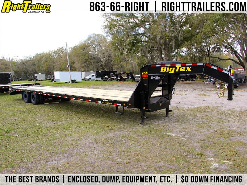 8.5x40 Big Tex Trailers | Equipment Trailer[Gooseneck] in Ashburn, VA