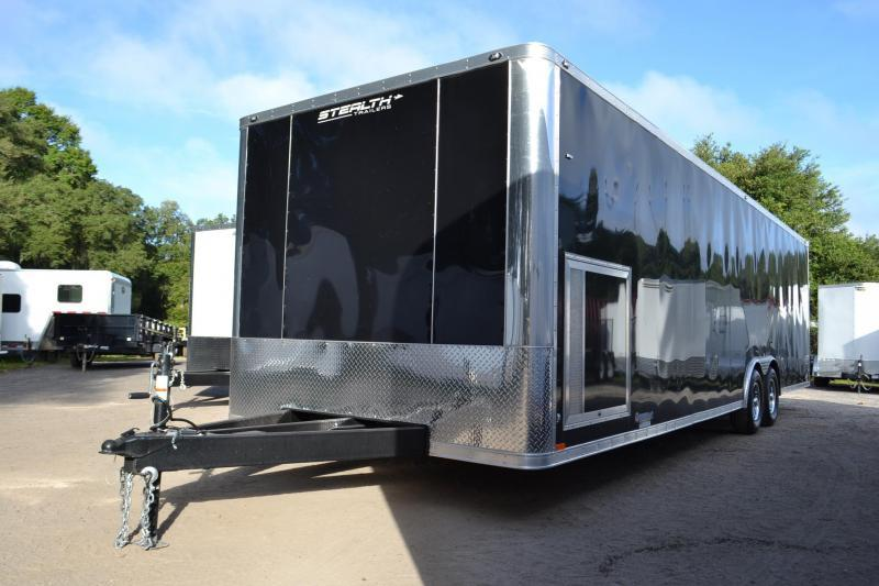 2018 Stealth Trailers Race Car Trailer Car / Racing Trailer in Ashburn, VA