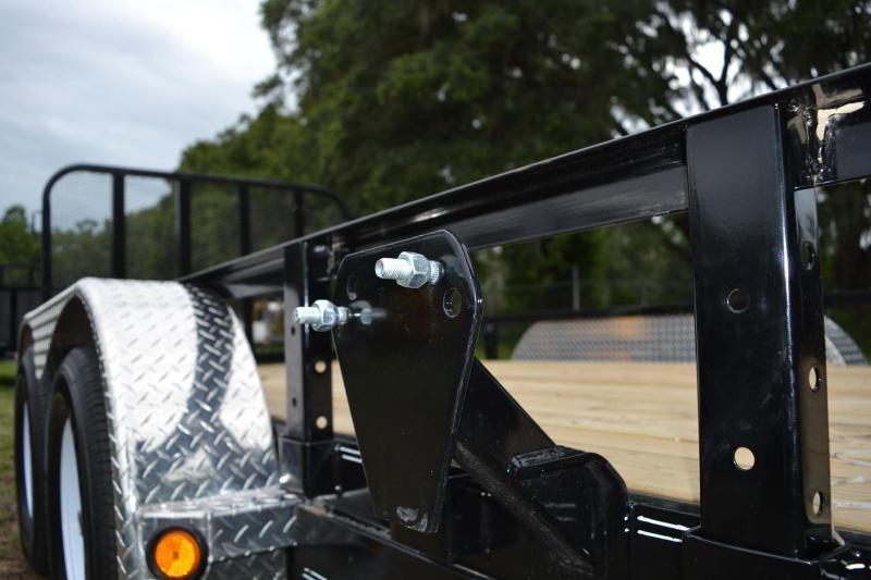 7x20 PJ Trailers   ATV Trailer