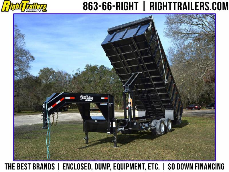 8x20X4 Lamar | Dump Trailer in Ashburn, VA
