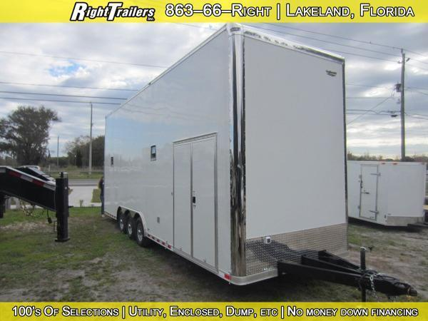 8.5x28 Continental Motorsport | Stacker Trailer  in Ashburn, VA