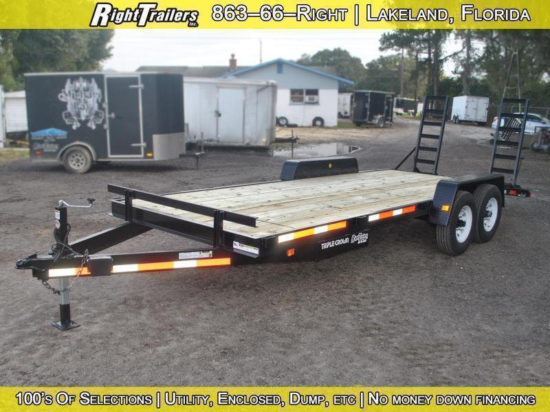 Equipment Trailers | Right Trailers | New And Used Cargo, Flatbed ...