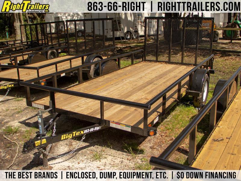 6.5x14 Big Tex Trailers | Utility Trailer