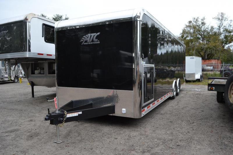 8.5x28 ATC Trailer | Enclosed Racing Trailer