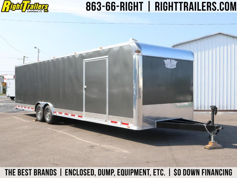 8x30 Vintage Trailers|  Car / Racing Trailer