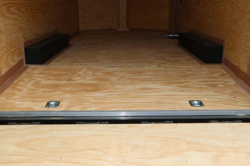 8.5x18 Continental Cargo | Enclosed Trailer