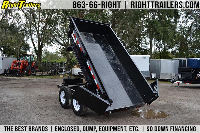 5x10 PJ Trailers | Dump Trailer in Ashburn, VA