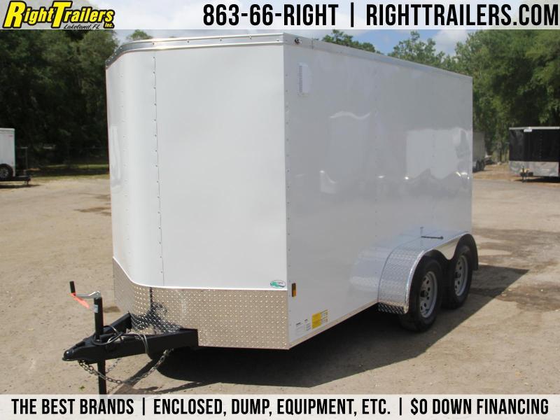 6x12 Continental Cargo | Enclosed Trailer