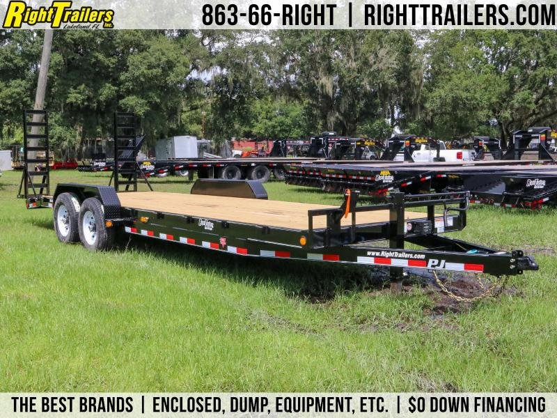 7x24PJ Trailers | Car / Racing Trailer
