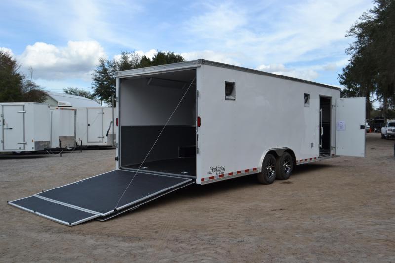 8.5x24 Continental Cargo | Race Car Trailer