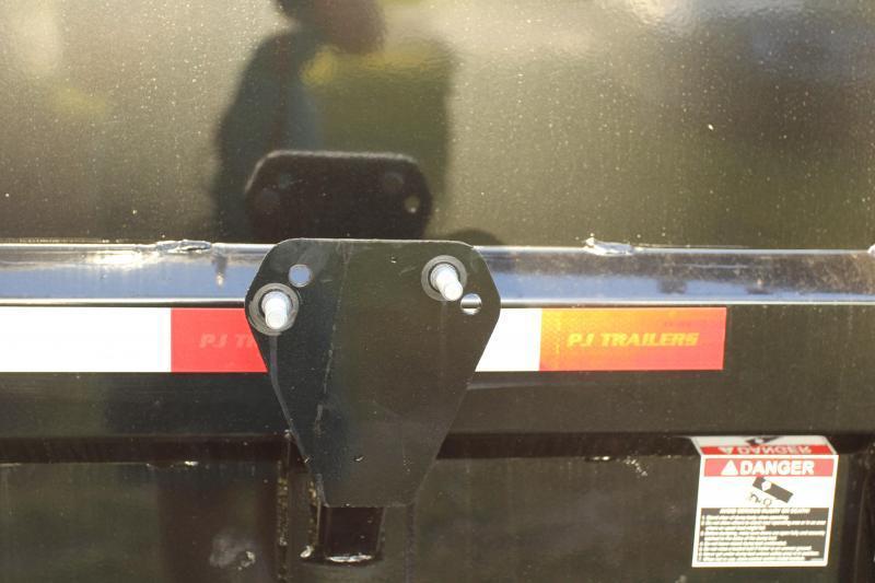 7x14x4 PJ Trailers | Dump Trailer