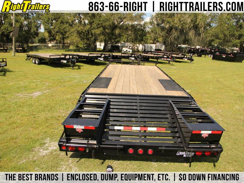 8.5x25 PJ Trailers | Equipment Trailer