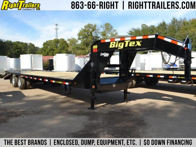 8.5x30 | 22GN-25+5 | Big Tex Equipment Trailer