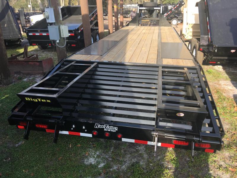 8.5x30 | 22GN-25+5 | Big Tex Equipment Trailer