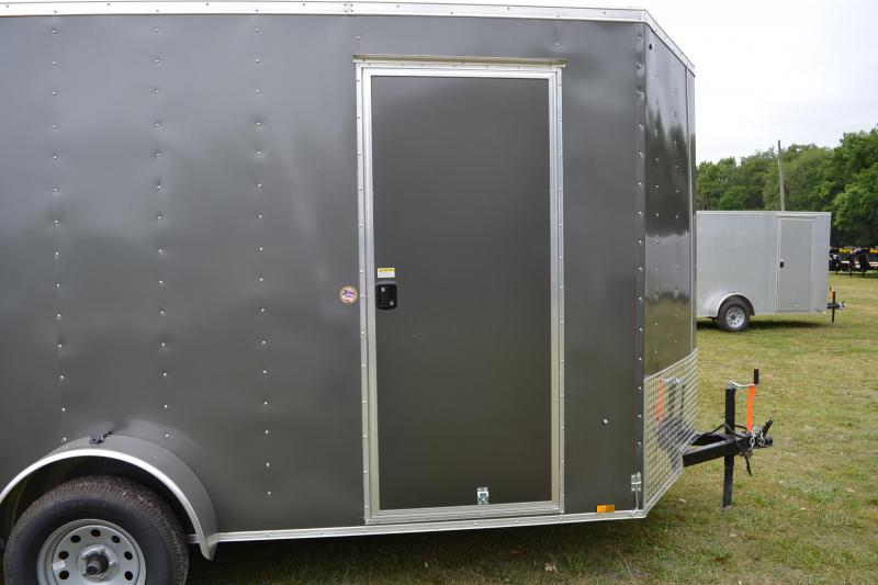 6x12 Pace American | Enclosed Trailer