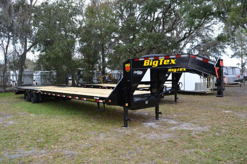 8.5x40 Big Tex Trailers | Equilment Trailer [Gooseneck]