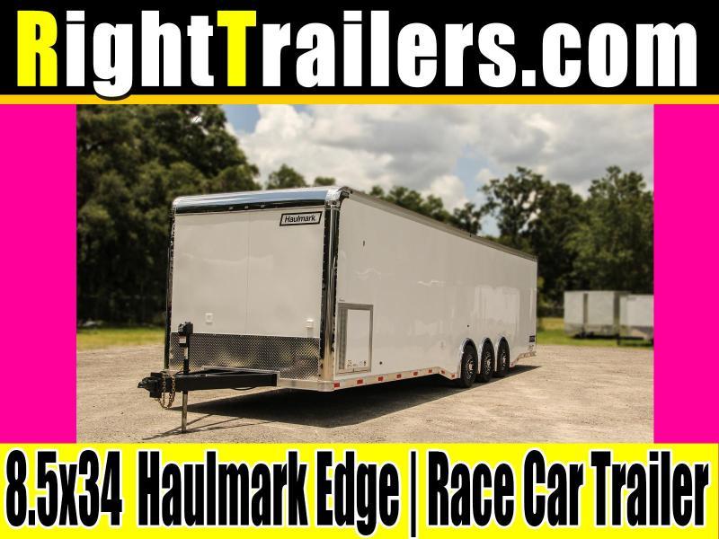 8.5x34 Haulmark Edge   Race Car Trailer in Ashburn, VA