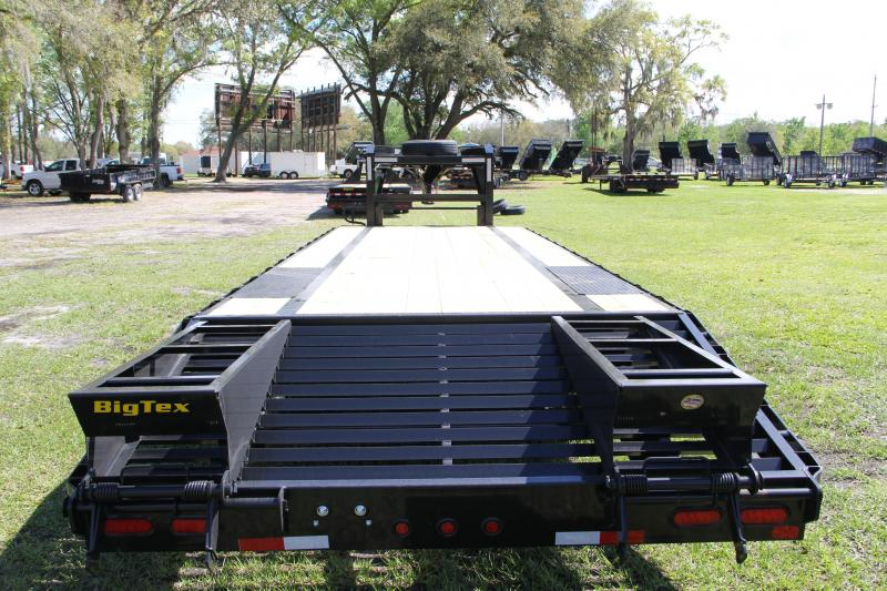 8.5x30 Big Tex Trailers | Equipment Trailer [Gooseneck]