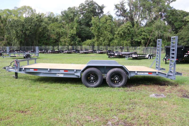 7x20 GPS | Equipment Trailer