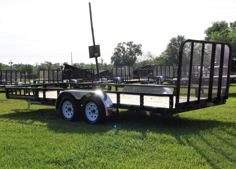 7x20 PJ Trailers   ATV Utility Trailer