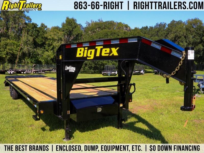 8.5x30 Big Tex Trailers | Equipment Trailer