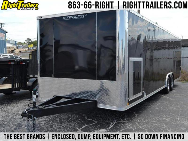 8.5x28 Stealth Liberty | Race Car Trailer in Ashburn, VA