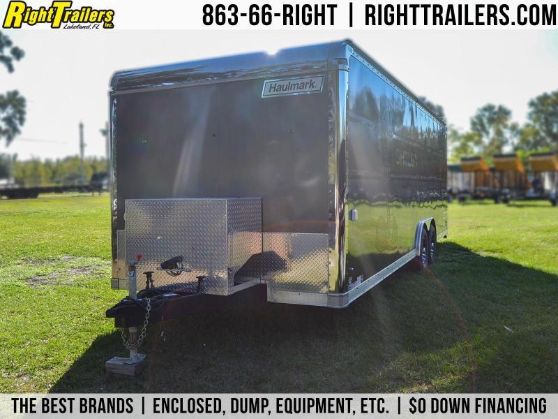 USED 8.5x24 Haulmark Edge   Racecar Trailer in Ashburn, VA