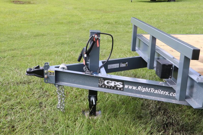 7x24 GPS | Equipment Trailer