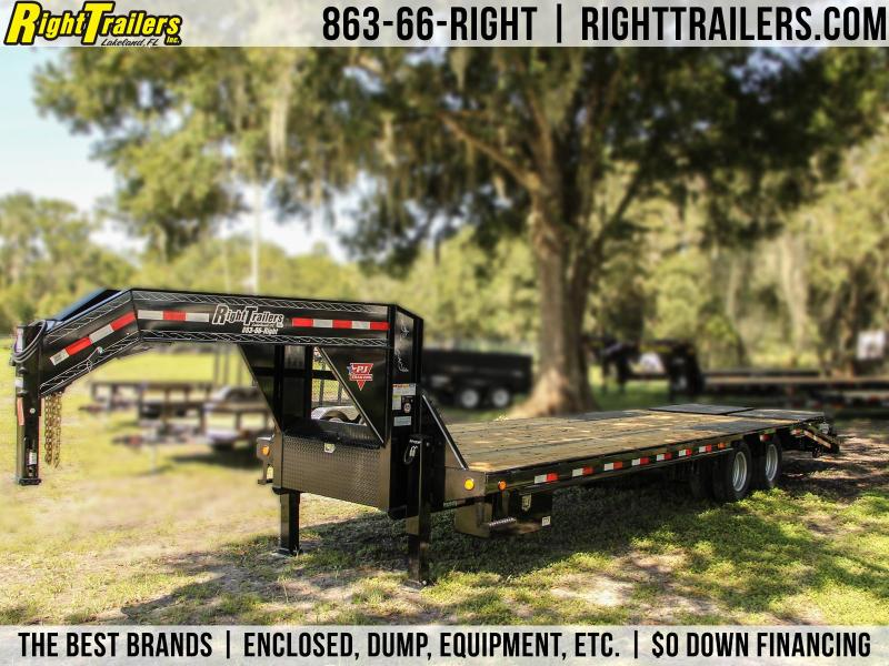 2019 PJ Trailers Equipment Trailer Equipment Trailer