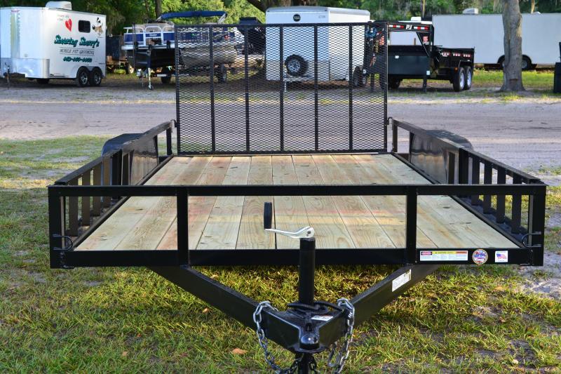 7x16 Triple Crown Trailers | ATV Utility Trailer