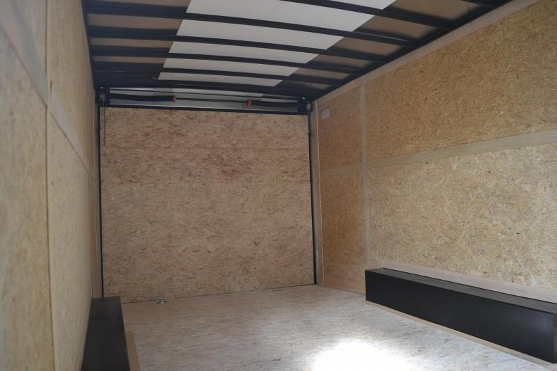 8.5x20 Pace American | Enclosed Trailer