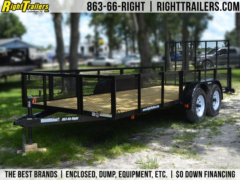 6x16 Triple Crown | Utility Trailer in Ashburn, VA