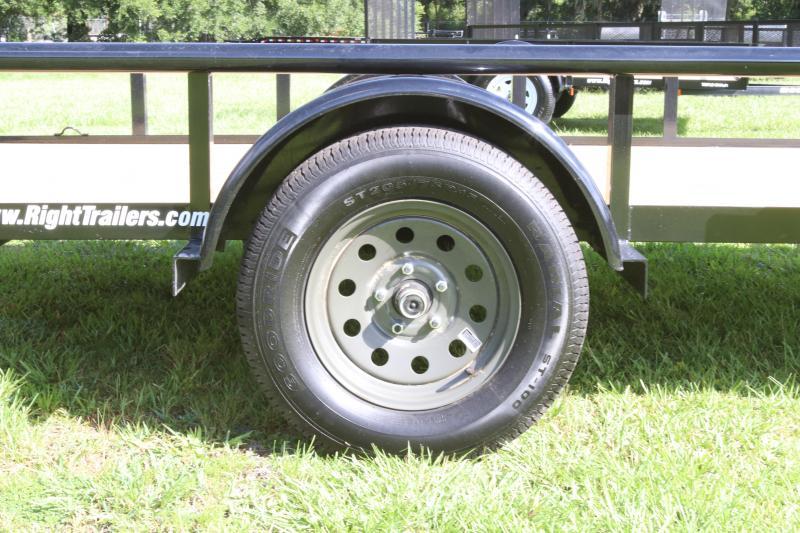 6x12 Big Tex | Utility Trailer