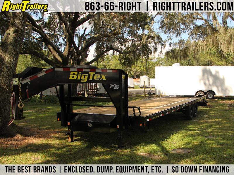 8.5x30 Big Tex Trailer | Equipment Trailer