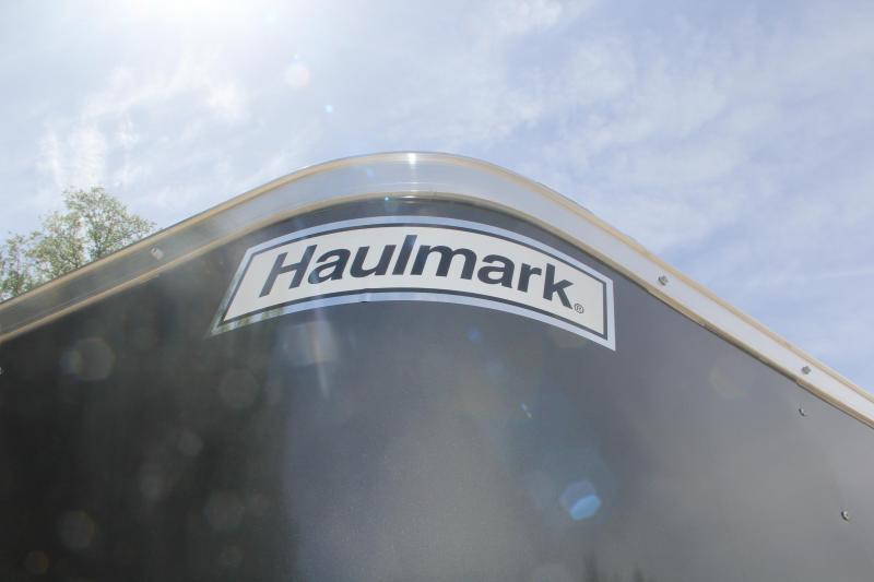 6x12 Haulmark Passport | Enclosed Trailer [Two-Tone]
