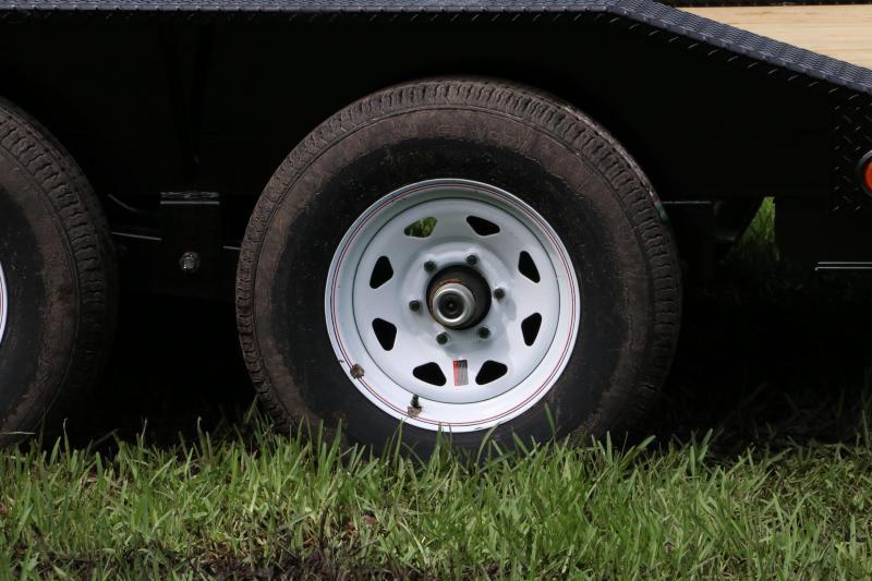 8.5x22 PJ Trailers | Car / Racing Trailer