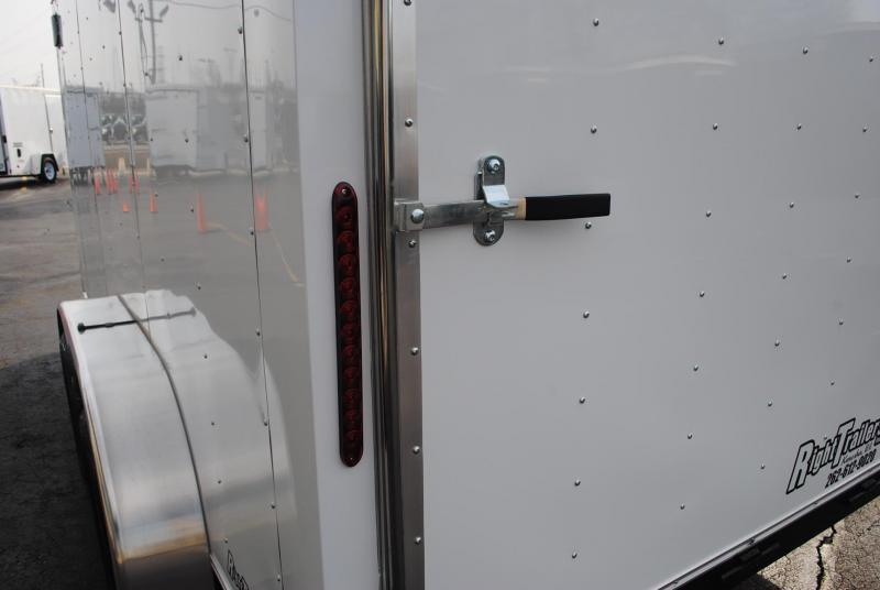 7x14 Haulmark   Enclosed Trailer