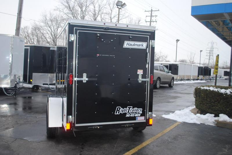 5x8 Haulmark Passport | Enclosed Trailer
