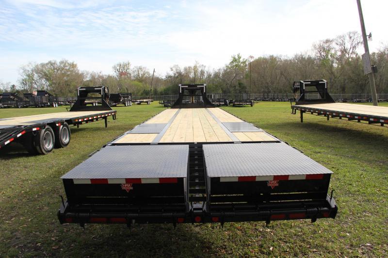 8.5x40 PJ Trailers| Equipment Trailer